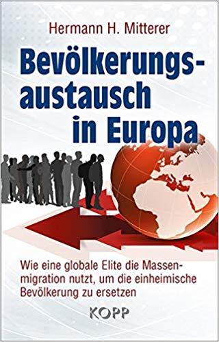 Bevölkerungsaustausch – topaktuelles Buch erhältlich